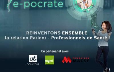 Place à l'innovation avec le Challenge E-Pocrate !