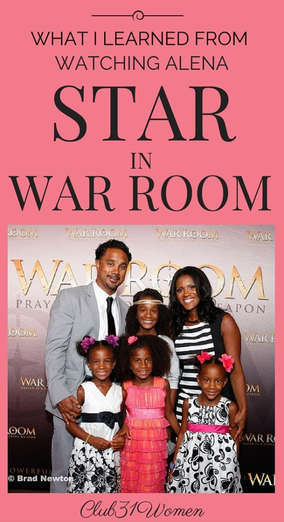 A Mom's View - What I Learned From Watching Alena Star in War Room