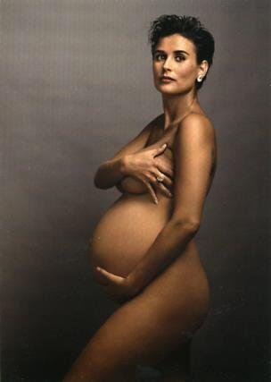Annie Leibovitz Demi Moore
