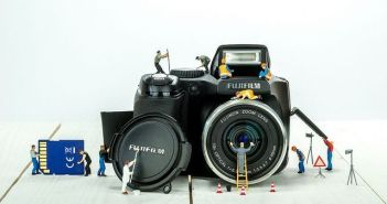 A 'little' help with camera refurbishments