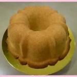 Torta Basica Vainilla por el Club de Reposteria