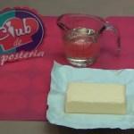 Tortas con Mantequilla o Aceite por el Club de Repostería