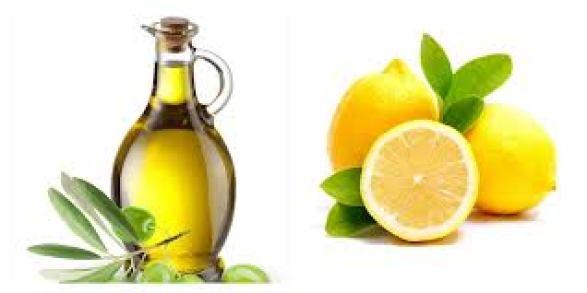 azeite e limao Receita Caseira: Hidratar e Fortalecer Unhas e Cutículas