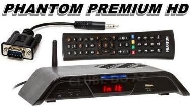 PHANTON PREMIUM HD