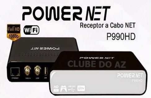 POWER NET P990HD