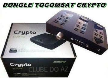 tocomsat dongle crypto