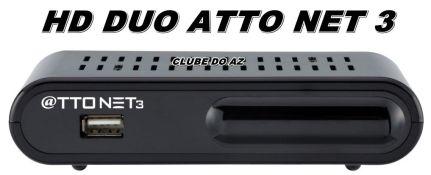 FREESATELITAL HD DUO ATTO NET 3