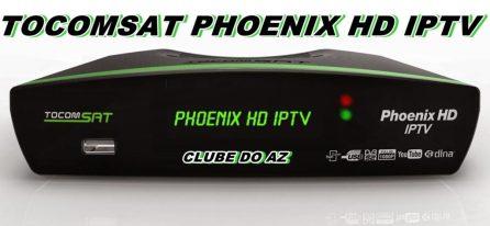 TOCOMSAT PHOENIX HD IPTV