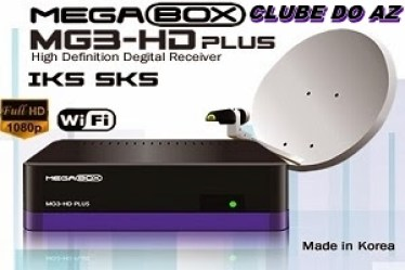 MEGABOX MG3HD PLUS