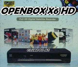 OPENBOX X6 HD