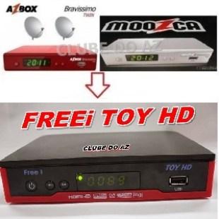BRAVISSIMO-frei toy