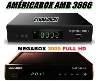 AMERICABOX -MEGABOX