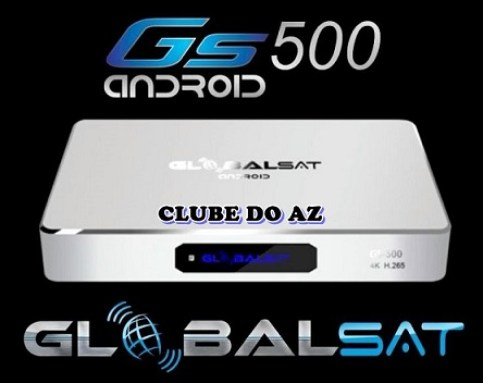 GLOBALSAT GS 500