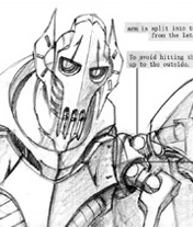 TEASER: General Grievous concept art