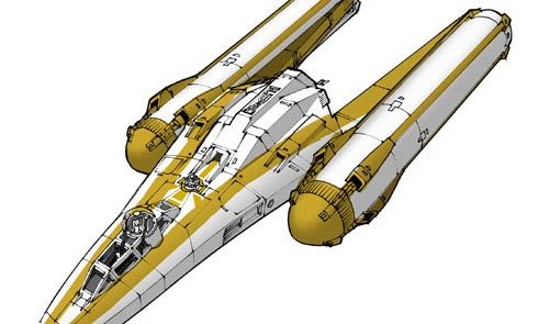 IMAGE: TCW Y-Wing