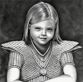 Allana, Princess of Hapes by FalconFan @ deviantart