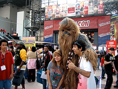Photo from NYCC '08 by elorgwhee @ Flickr.