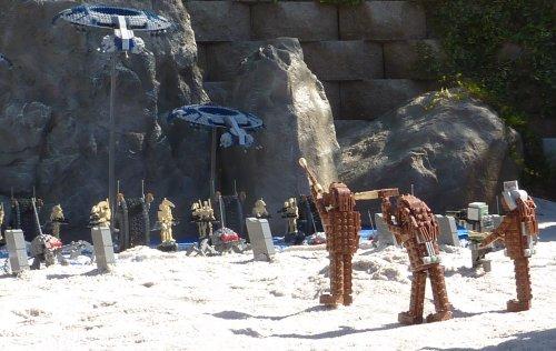 Legoland California: Kashyyyk