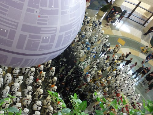 The 501st group photo at CVI (James)