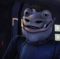 TCW Blue Snaggletooth