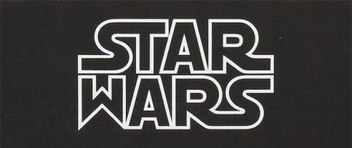 (Early) Star Wars logo