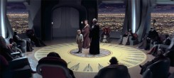 The prequels didn't do too badly with background characters - will the sequels move diversity to the forefront?
