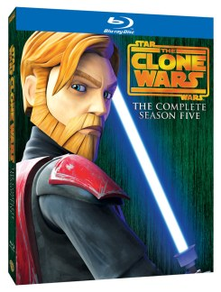 The Clone Wars S5 box set