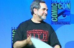 Steve Sansweet reveals Revenge of the Sith at SDCC '04