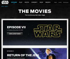 Episode VII on StarWars.com
