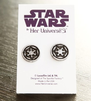 Her Universe Imperial earrings