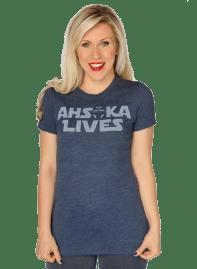 Ahsoka Lives tee (Her Universe Celebration Anaheim)