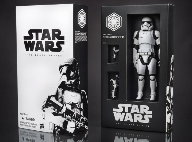 "Hasbro Black Series 6"" stormtrooper (SDCC exclusive)"