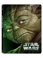 AOTC Steelbook Blu-ray