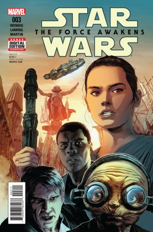 The Force Awakens #3 (of 6)
