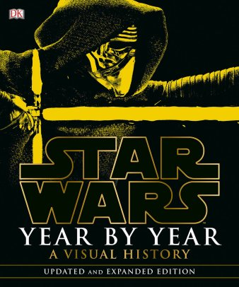 Star Wars Year By Year: Updated Edition (slipcase)