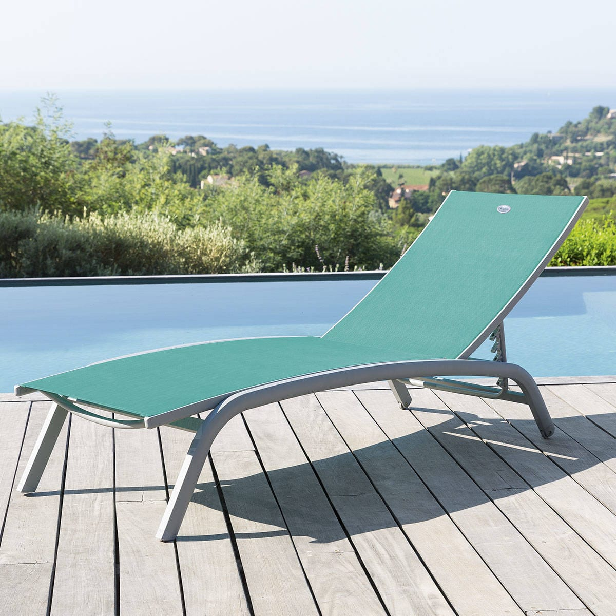 Chaise Suspendue Club Piscine Club Jardin 39