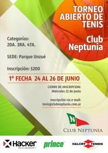 torneos Tenis