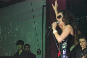 Edith Marquez @ Circus Disco 12-02-12 357