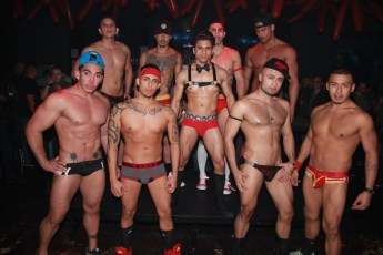 Club Papi SJ - Red Party