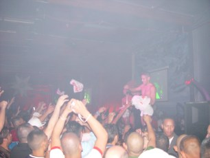 Mariana at Circus Disco - 9-4-05