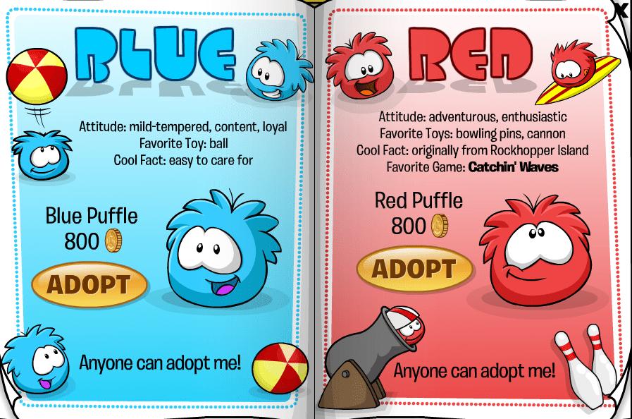 Club Penguin Puffle Catalog Cheats Zubby1st39s Blog