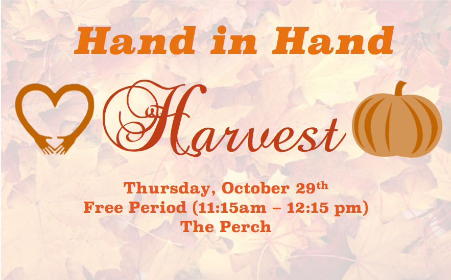 Hand in Hand Harvest 2015