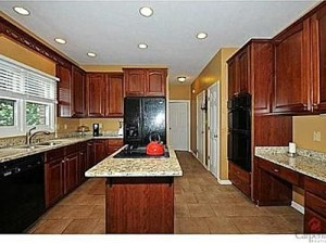 I loved the kitchen in my dream house......