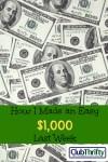 The easy way I made $1000 last week