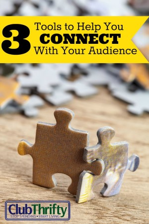 The internet has given you more options than ever to connect with your audience. Here are 3 tools that you should be using to make an impact.