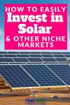 Very through, complete guide to Motif Investing. Invest in solar energy and other hard to find niches with this cool company!