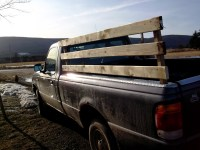 Download Wooden Rack For Truck Plans Free pizza oven build ...