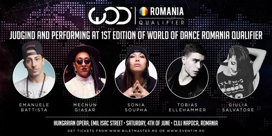 World of Dance România Qualifier cluj