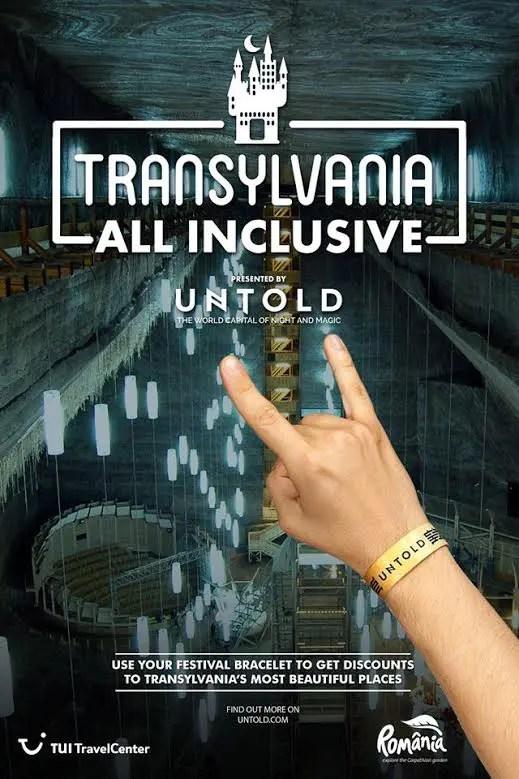 Transilvania All Inclusive UNTOLD
