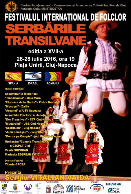 festival folclor cluj